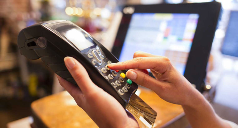 Debits card are the most common payment method in Iran