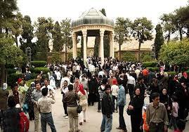 high season in Shiraz