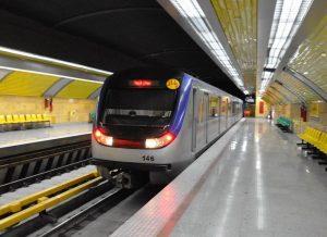 Tehran's subway