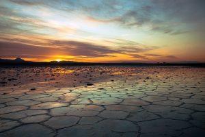 Dasht-e Kavir desert