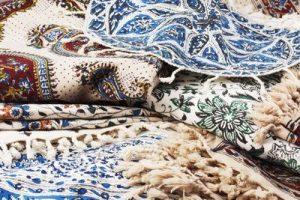 Ghalamkar tablecloth from Isfahan