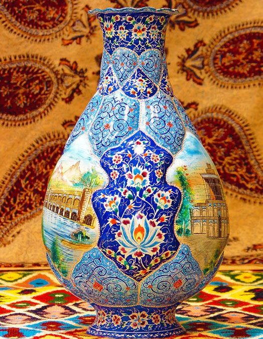 Iranian Souvenirs A Guide To The Most Popular Souvenirs