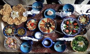 local foods in Iran