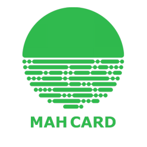 MahCard Logo