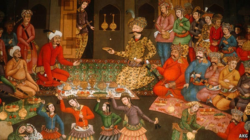 Iranian culture and customs