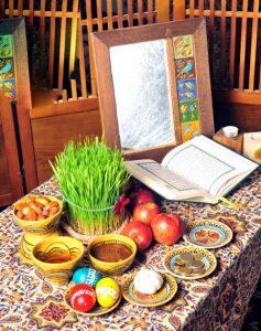 Table of Nowruz, Haft Sin