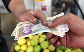 If you have a banknote with the number of 50000 Rials on it, you can use it to buy a product with the value of 5000 Toman.