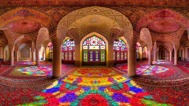 cheap travel to Iran