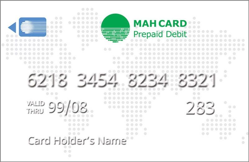 Mah Card Debit