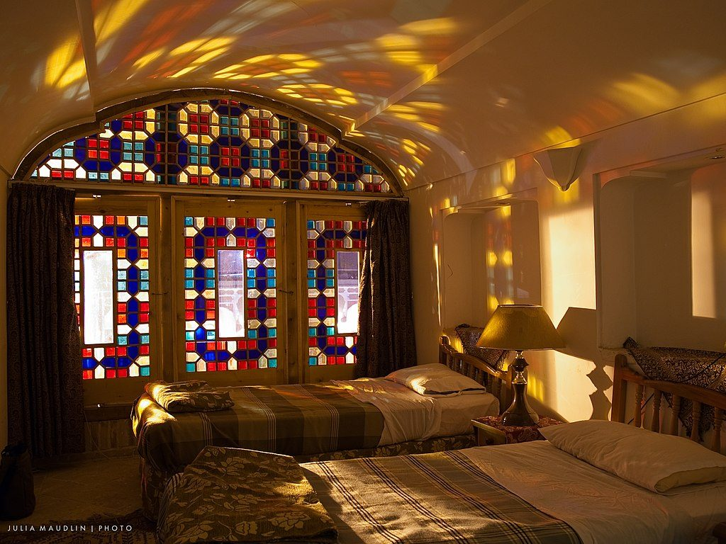 Luxurious room in Yazd