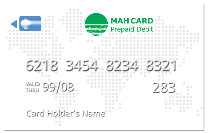 Mah Card Debit