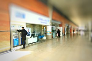 Imam Khomeini Airport Banks