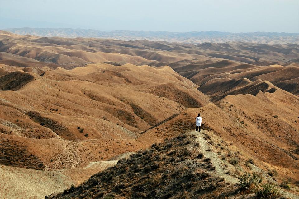 Khaled Nabi Golestan Iran