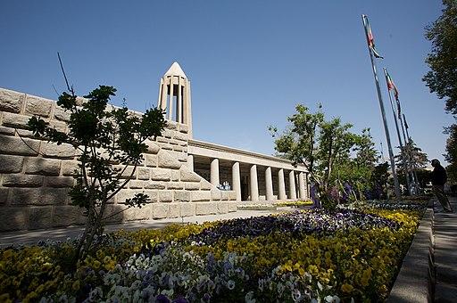 Avicenna's Mausoleum