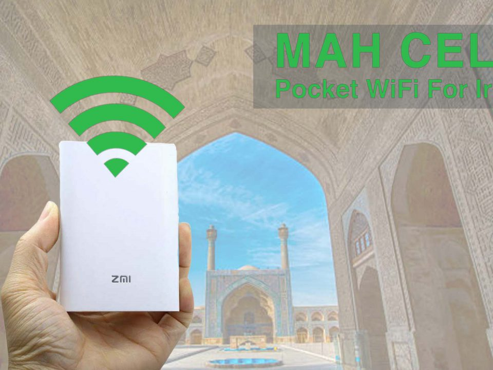 MahCell - Travel WiFi Hotspot
