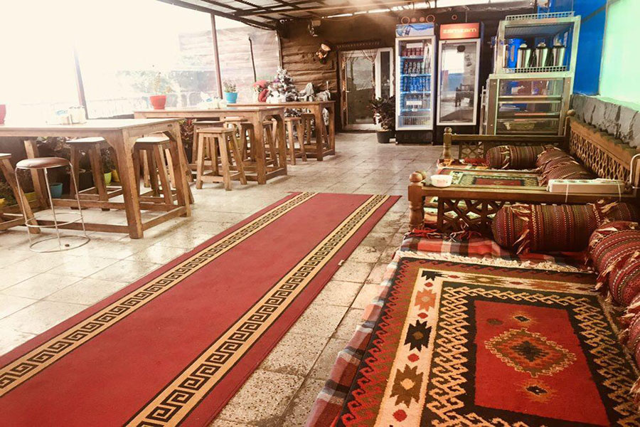 Hostels in Iran Seven-Hostel-Tehran