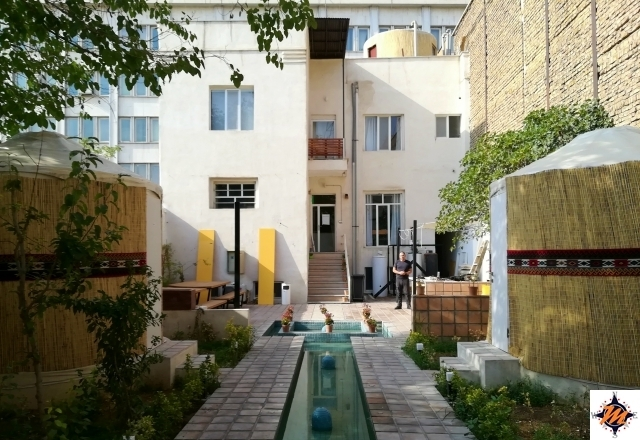 Hostels in Iran - Tehran Heritage Hostel