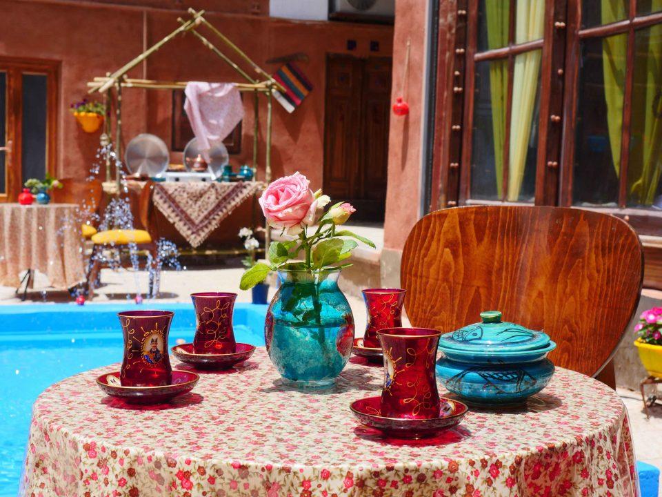 Isfahan Nargol House