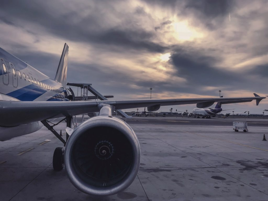 Iran Plane Maintenance
