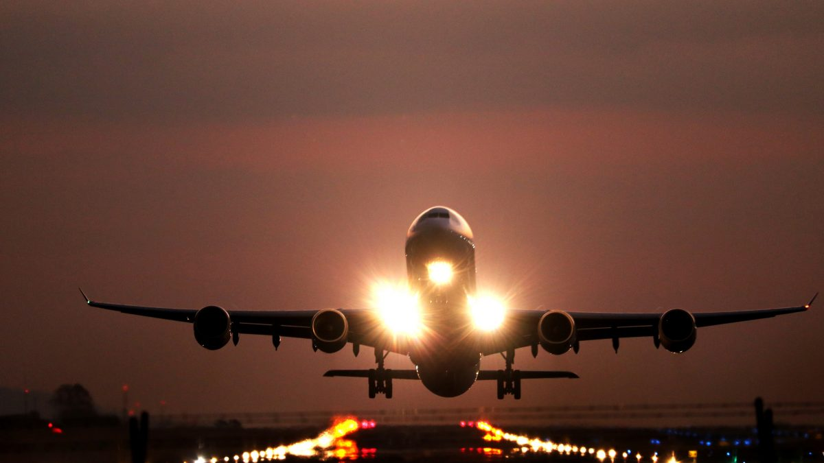 Iran's Domestic Flight Safety