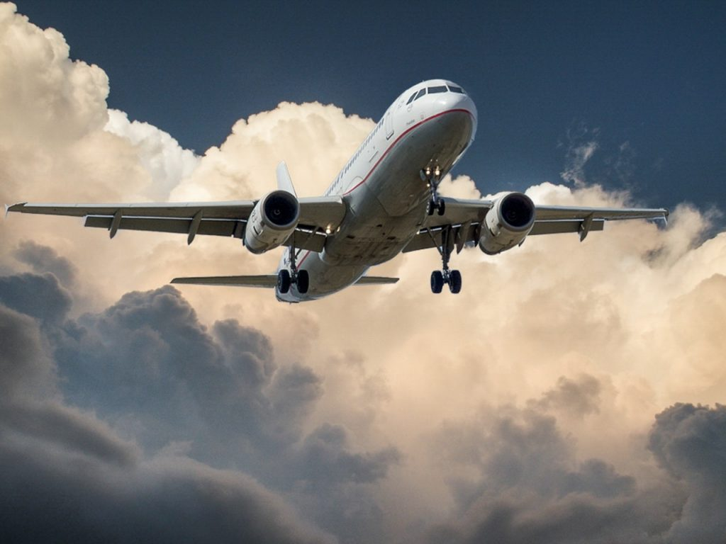 Flying in Iran