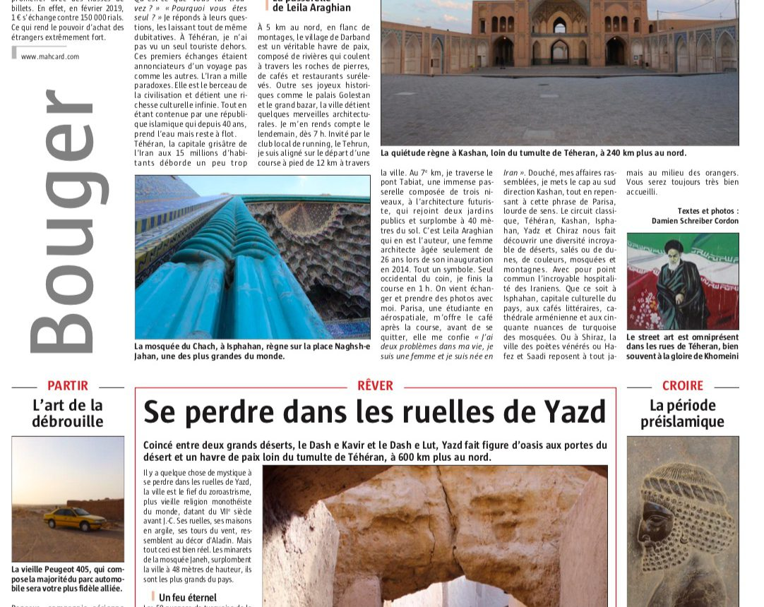 L'Alsace Journal - 15 April 2019