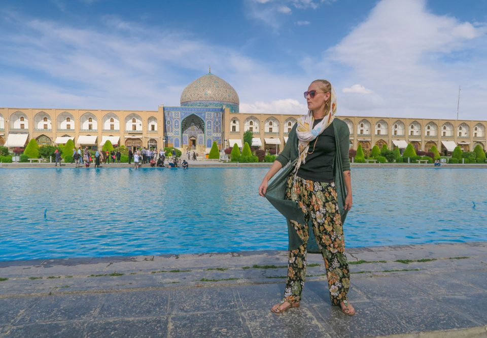 Trave videos of Iran