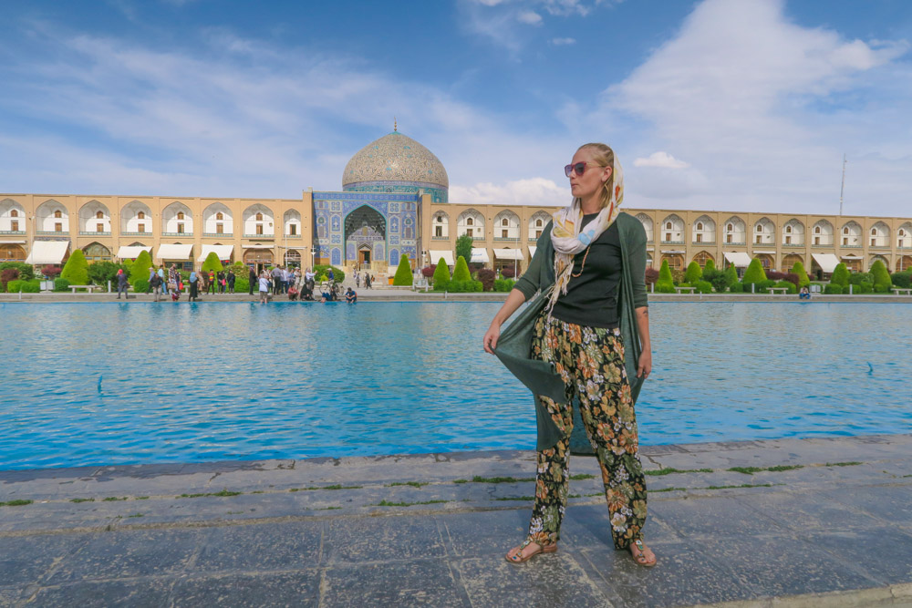 Trave videos of Iran