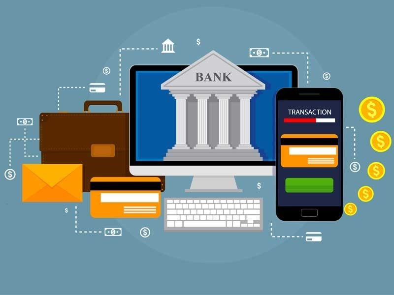 Mobile bank in Iran