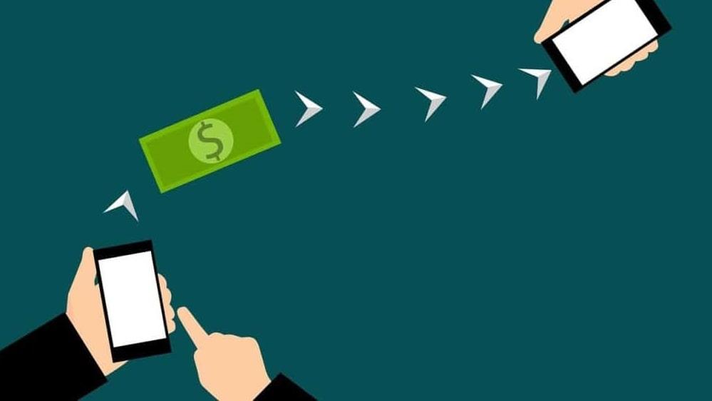 Mobile fund transfer in Iran